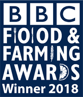 BBC Food & Farming Awards Winner 2018