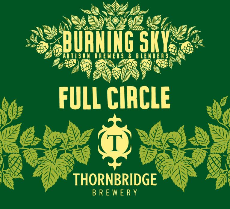 Full Circle – Thornbridge/Burning Sky Collaboration